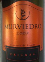 Murviedro Red Crianza 2009