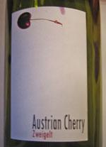 Austrian Cherry Zweigelt - Weingut Pfaffl