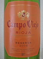 Campo Viejo Rioja Reserva 2006