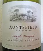 Sauvignon Blanc Wein aus Neuseeland