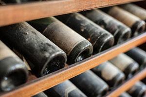 Wein richtig lagern im Weinkeller