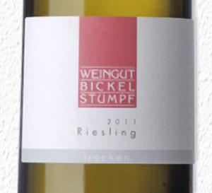 Bickel Stumpf Riesling 2011