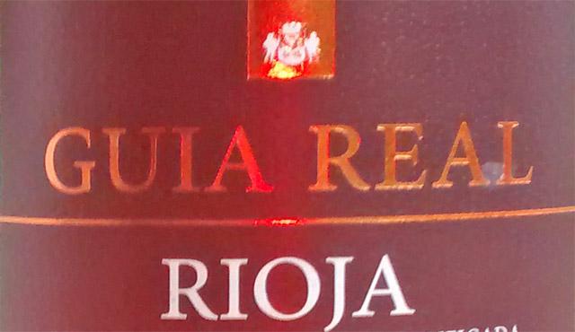Guia Real Rioja Reserva 2010
