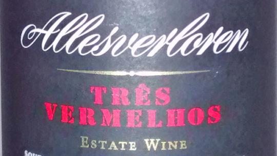 Allesverloren Tres Vermelhos 2012