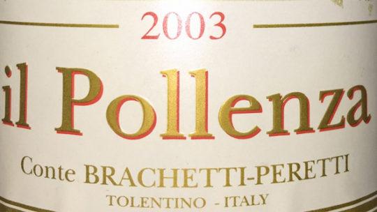 Conte Brachetti-Peretti Il Pollenza 2003