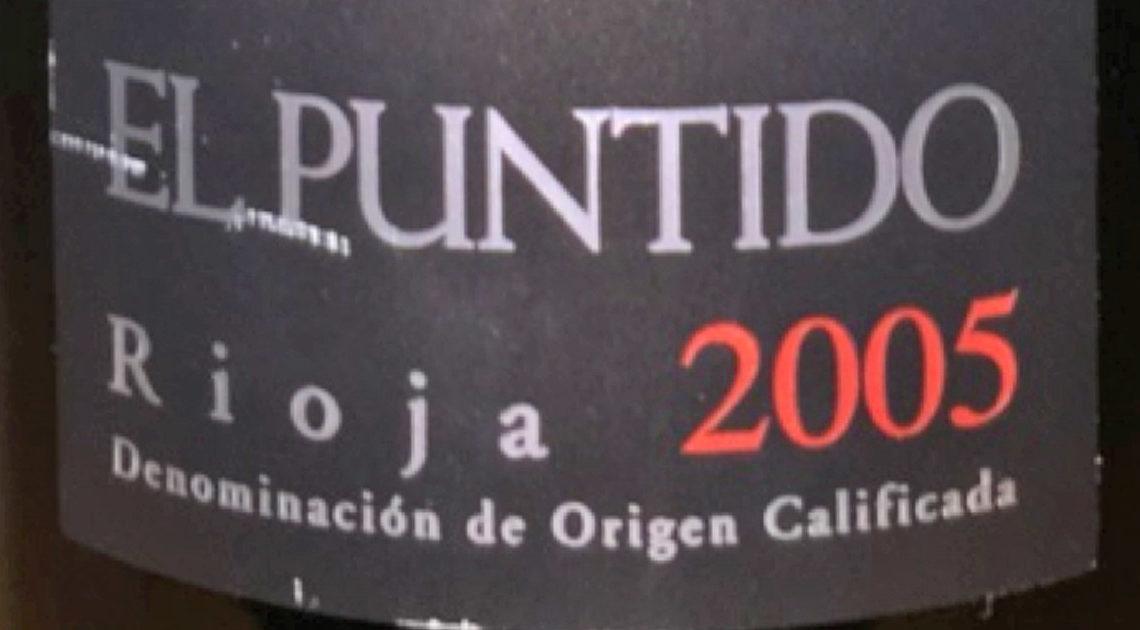 El Puntido Rioja 2005