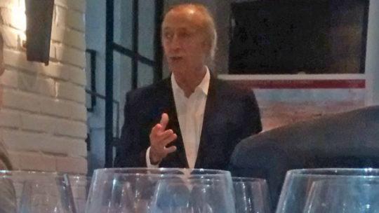 Weinverkostung mit Miguel Torres in München