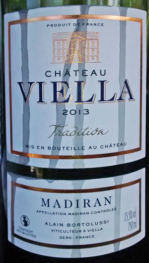 Chateau Viella Tradition 2013