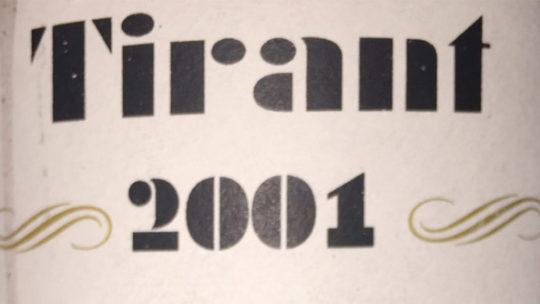 Rotllán Torra Amadis 2003