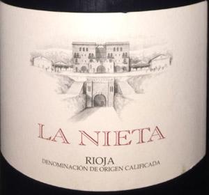 La Nieta 2005 Vinedos de Paganos
