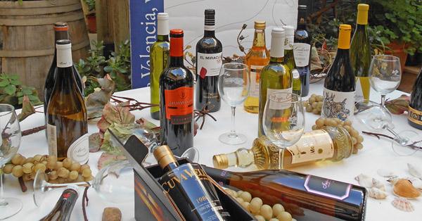 Valencia Weinregion Weine