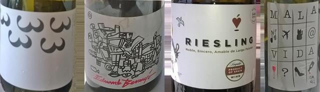 Verkostete Weine Spanien