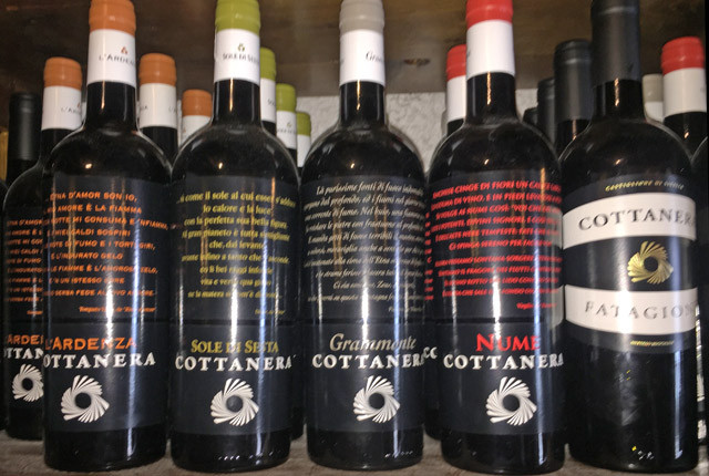Weingut Cottanera Sizilien