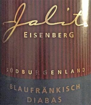 Jalits Blaufraenkisch Diabas 2006