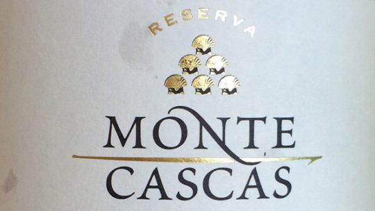 Monte Cascas Reserva Alentejo 2012