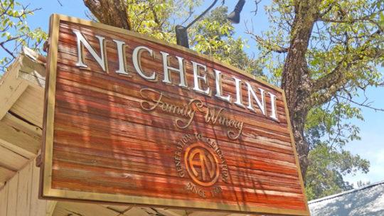 Nichelini Cabernet Sauvignon Reserve 2009