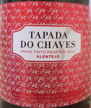 Tapada do Chaves Reserva Alentejo 2012