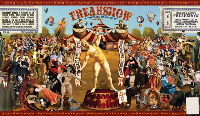Michael David Winery FreakShow 2012