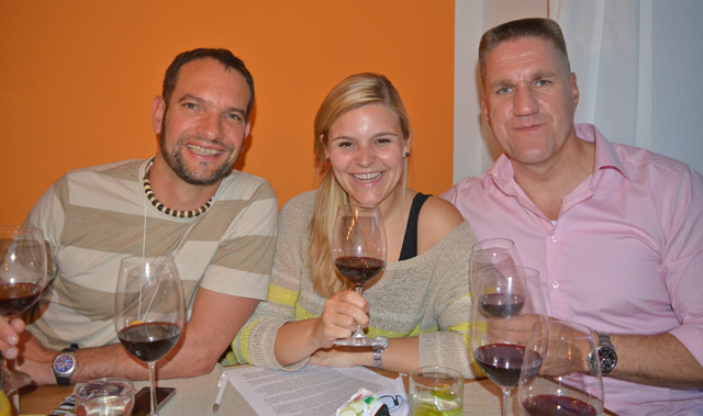 Wein Blog Redakteure