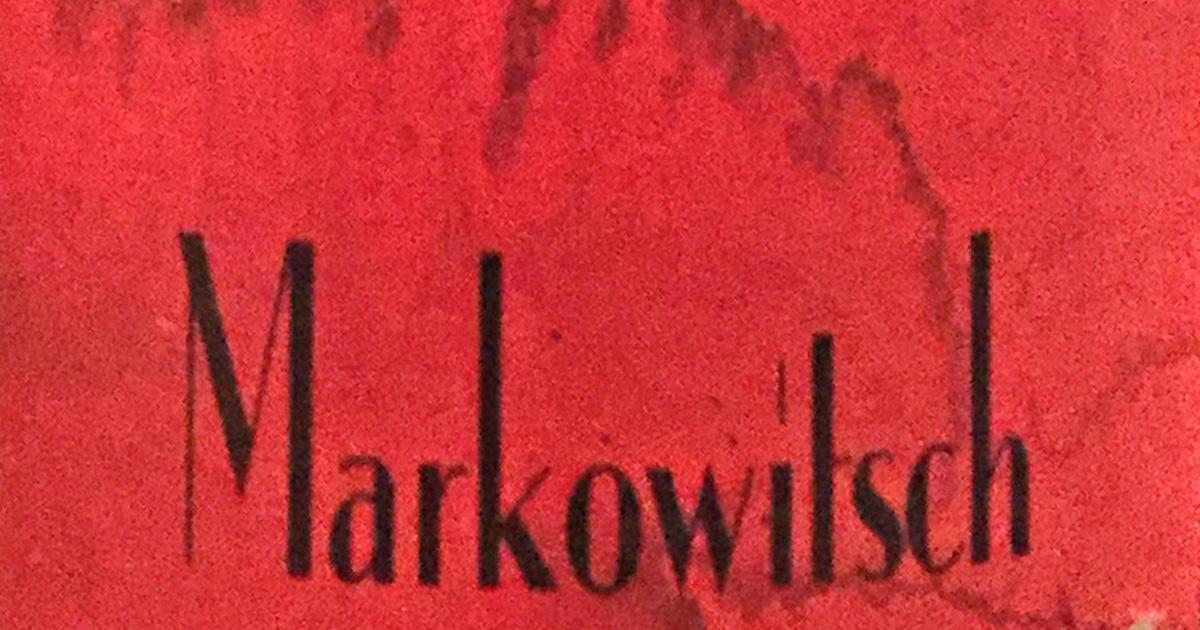 Markowitsch M1 2009