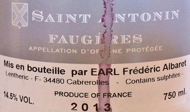 Saint Antonin Magnoux Faugeres 2013