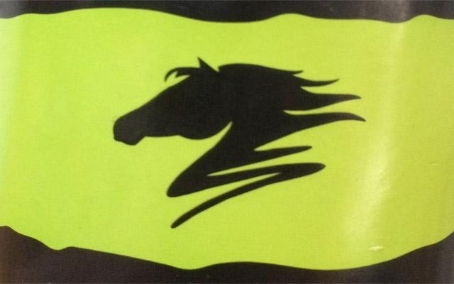Budai Irsai Olivér 2015 Pferd mit Aroma