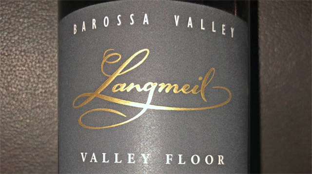 Langmeil Valley Floor Shiraz 2001