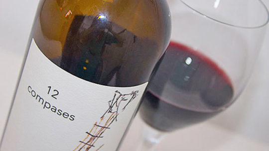 Bodegas Hydria 12 Compases 2015