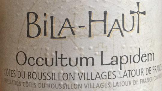 Bila-Haut Occultum Lapidem 2014