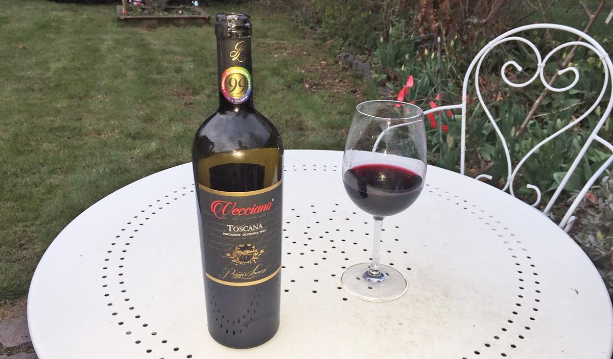 Poggio Lauro Vecciano Toscana Rosso