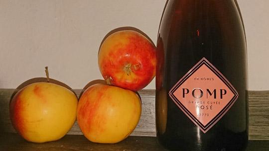 POMP Grande Cuvée Rosé