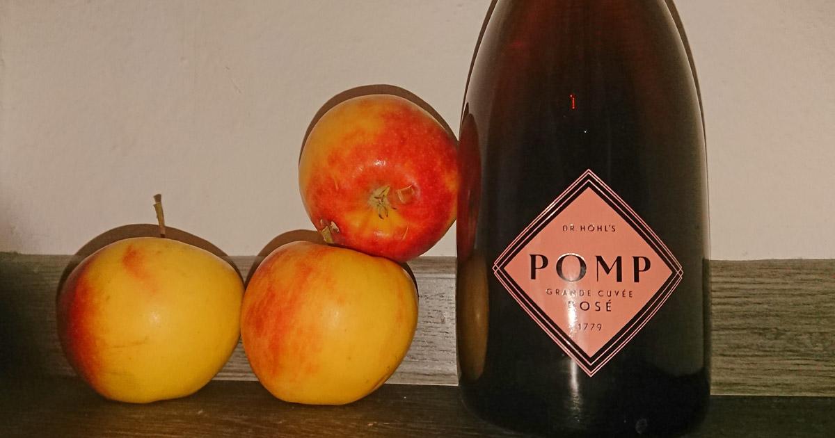 POMP Grande Cuvée Rosé Dr. Höhls