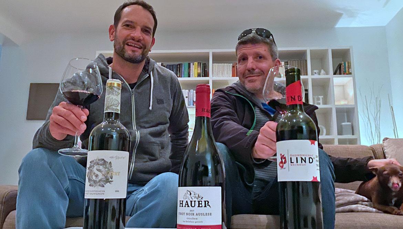 Beste Rotweine Rheinland Pfalz
